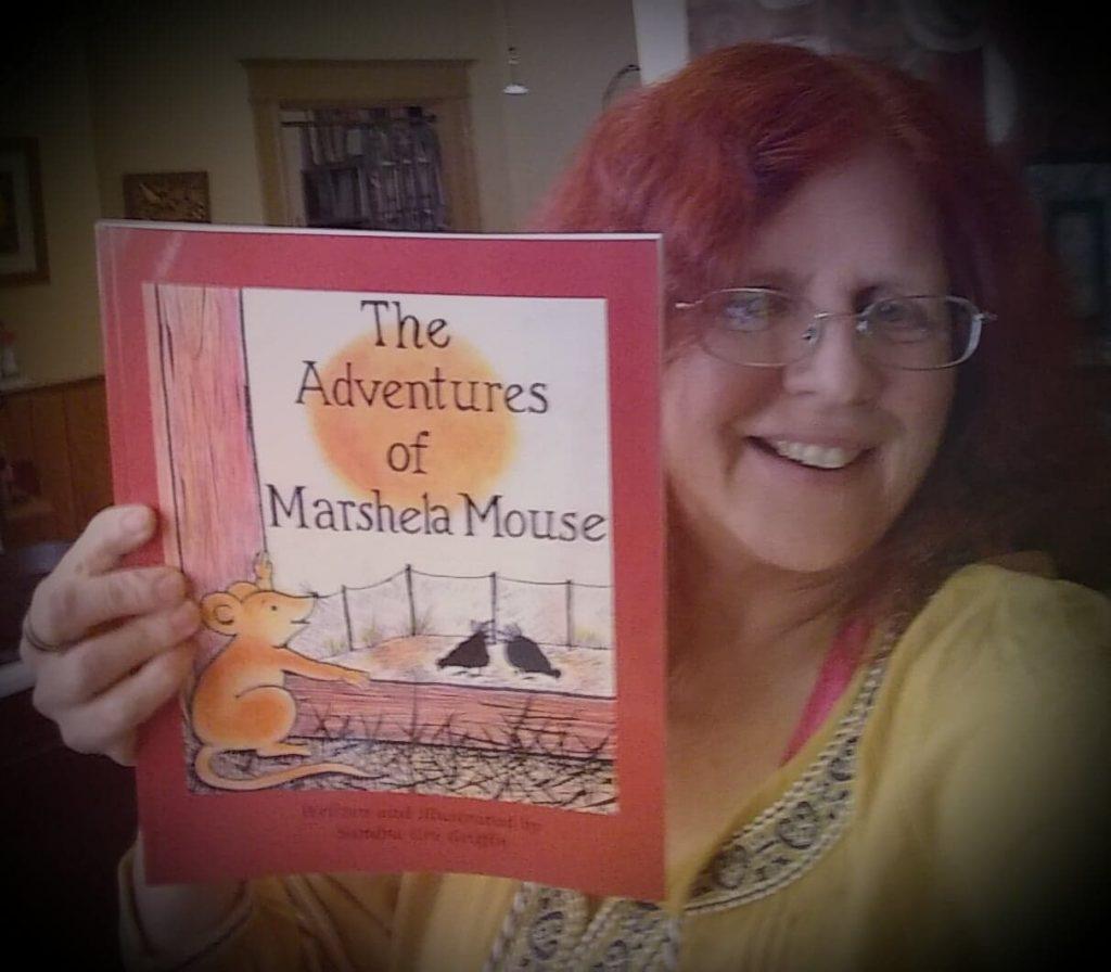 sandra griffin book illustrator